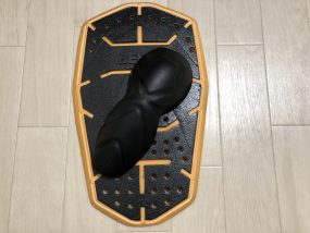 バイク膝プロテクター