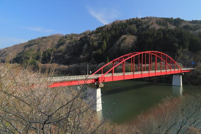 やまなみロード-月ヶ瀬橋