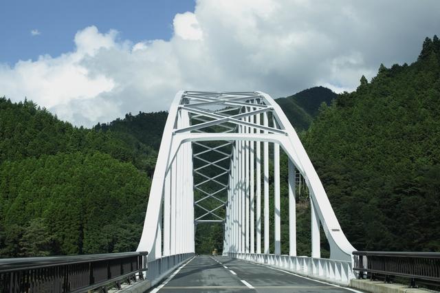 東熊野街道-前鬼橋