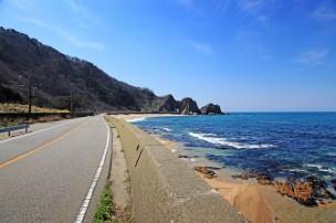 国道345号線-笹川流れ